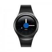 """Samsung Smartwatch Samsung Galaxy Gear S2 Sm R720 (Taglia S) 1.2"""" Full Circular Super Amoled 4 Gb Wifi Nfc Bluetooth Refurbished Dark Gray"""