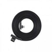 Sbox Cavo USB2.0 Angolato 90° USB/8pin 1.5m Nero