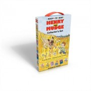 Henry and Mudge Collector's Set: Henry and Mudge: The First Book/Henry and Mudge in Puddle Trouble/Henry and Mudge in the Green Time/Henry and Mudge U