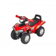 Masina de Impins Cangaroo Super ATV Ride Go 551 Rosu