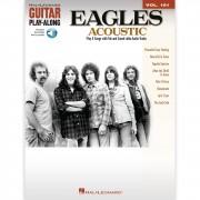 Hal Leonard Guitar Play-Along: The Eagles Acoustic Vol. 161, TAB and CD