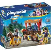 Playmobil 6695 Koningstribune met Alex