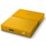 WESTERN DIGITAL WDBYFT0020BYL - MY PASSPORT 2TB YELLOW