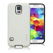 Funda Samsung Galaxy S5 Jyx Duo Shield - Blanco