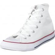 Converse All Star Kids Hi Optical White, Skor, Sneakers & Sportskor, Höga sneakers, Vit, Barn, 28