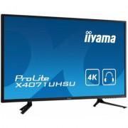 IIYAMA 39.5'' X4071UHSU-B1 4K MVA,DP,2xHDMI,4ms,USB,PIP,2x6w - DARMOWA DOSTAWA!!!