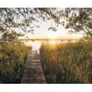 Komar Lakeside Vlies Fotobehang 300x250cm 3-banen