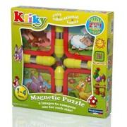 Kliky - Puzzle magnetic Animale de la ferma