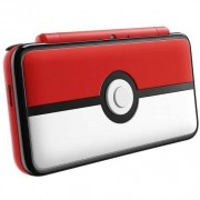 "Nintendo 2ds Xl Pokeball Console Games 4,88"" Touchscreen Colore Rosso,Bianco"