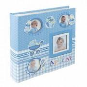 Album foto Baby Four 10x15 200 poze personalizabil 50 file cartonate
