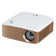 LG PH150G 130 Lumen LED Type WGXA HD (1280x720 resolution) Projector, HDMI