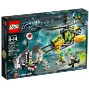 LEGO Ultra Agents 70163 - Toxikitovo toxické rozpuštění