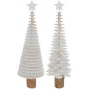 Dekorácia stromček vianočný 40cm