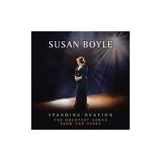 Susan Boyle Standing Ovation The Greatest Songs From The Stage - Cd Pop