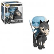 Pop! Vinyl Game of Thrones Mounted White Walker Pop! Ride