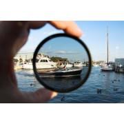 Digital Nc C-PL (Circular Polarizer) Multicoated Multithreaded Glass Filter (72mm) For Nikon D5200