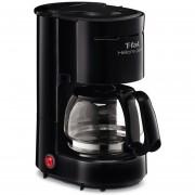 Cafetera T-Fal CM3218MX 4 Tazas Negra