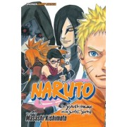 Naruto: The Seventh Hokage and the Scarlet Spring, Paperback