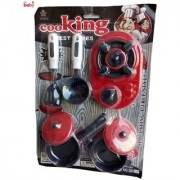 OH BABY combo of kitchen set for kids SE-ET-59