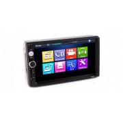 Radio auto 2din 7 inch, sistem multimedia, mp5 4 * 45W transport gratuit