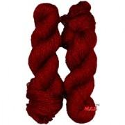 Vardhman Charming Burgundy 200 gm hand knitting Soft Acrylic yarn wool thread for Art & craft Crochet and needle