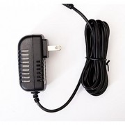 Omnihil 12V Ac Adapter Power Fr Yamaha Psr-215 Psr-240 Keyboard Extra Long 8 Foot Cord