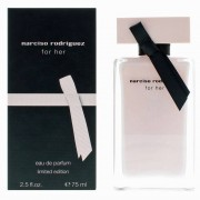 Narciso Rodriguez For Her Limited Edition eau de parfum 75 ml spray