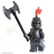 LEGO Scooby Doo Black Knight Minifigure from Set 75904
