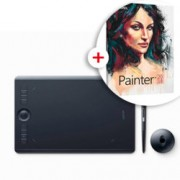 Графичен таблет Wacom Intuos Pro M North (PTH-660-N) в комплект с Corel Painter 2018