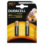 Baterije AAA Duracell Basic duralock 2kom, 508186