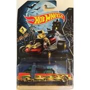 2014 Hot Wheels Halloween Exclusive [5/5] Ghostbusters Ecto-1