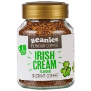 Beanies Flavour Co Beanies Irish Cream Flavour Instant Coffee