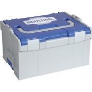 Cutie pentru scule Industrial L-BOXX 44,5x25,4x35,8 cm, cu compartimente