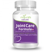 Natures Velvet Lifecare Joint Care Formula with Glucosamine MSM Chondroitin Vit C 60 Tablets