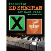Wise Publications The Best Of Ed Sheeran For Easy Piano