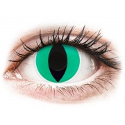 Maxvue Vision ColourVUE Crazy Lens - nedioptrické (2 čočky) Anaconda