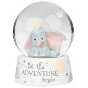 Dumbo Let The Adventures Schneekugel-multicolor - Offizieller & Lizenzierter Fanartikel Onesize Unisex