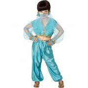 Costum Carnaval Copii Dansatoare Orientala Jasmine