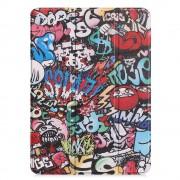 Shop4 - iPad Pro 11 (2018) Hoes - Smart Book Case Graffiti