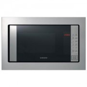 Микровълнова печка Samsung FG87SST Microwave, 23l, Gril, 800W, LED Display,Built in, INOX FG87SST/BOL