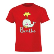 YourSurprise T-shirt - Kids - Rood - 2 jaar