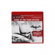 Batman Arkham City Game Of The Year para Playstation 3