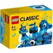 Конструктор Лeго Класик - Творчески сини тухлички, LEGO Classic 11006