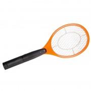 Merkloos Oranje elektrische vliegenmepper