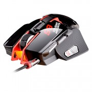 Mouse, COUGAR 700M eSPORTS, Gaming, ARM Cortex-M0, COUGAR UIX™ System, USB, Red (CG3M700WLR0001)