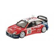 CITRÖEN XSARA WRC - nº18 - 1º Rally Monte Carlo 2003 - S. Loeb / D. Elena