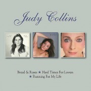 Unbranded Judy Collins - Pain & Roses / Hard Times for Lovers / Running [CD] Usa import