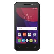 Telefon Mobil Alcatel Pixi 4 4034D, 4GB Flash, Dual SIM, 3G, Volcano Black