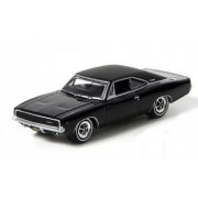 Hollywood - Bullitt 1968 - 1968 Dodge Charger R/T Solid Pack 1 64