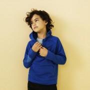 Nike Dri-Fit Vent Graphic Shorts für jüngere Kinder - Schwarz